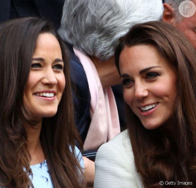 Pippa Middleton está grávida de novo! Irmã de Kate Middleton terá 2° filho, diz jornal