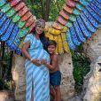 Simone viaja para EUA para nascimento da filha