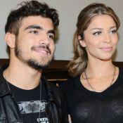 Grazi Massafera passa o Natal com namorado, Caio Castro: 'Muito amor'. Veja foto!