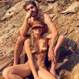 Grazi Massafera elogiou namorado, Caio Castro, na rede social