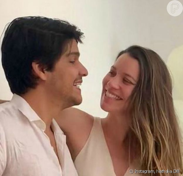 Nathalia Dill deu à luz primeira filha, Eva, em 28 de dezembro de 2020