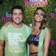 Noiva de Joaquim Lopes, Marcella Fogaça citou aprendizados em 2020