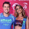 Joaquim Lopes namora Marcella Fogaça desde 2018