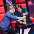Victor Chaves deixou o 'The Voice Kids', na TV Globo, após acusação de agressão