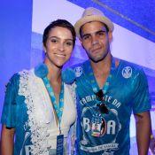 Pai pela 4ª vez! Juliano Cazarré posa com filha, Maria Madalena, após nascimento. Fotos!
