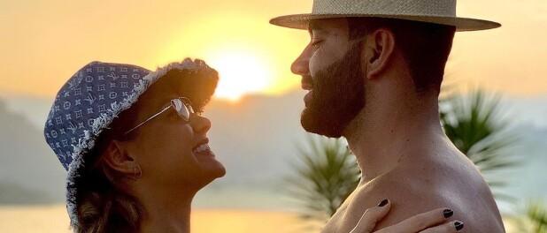 Gusttavo Lima e Andressa Suita juntos! Fã mostra foto com casal e agita a web