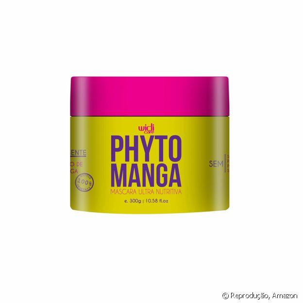 Máscara ultranutritiva PhytoManga, da Widi Care