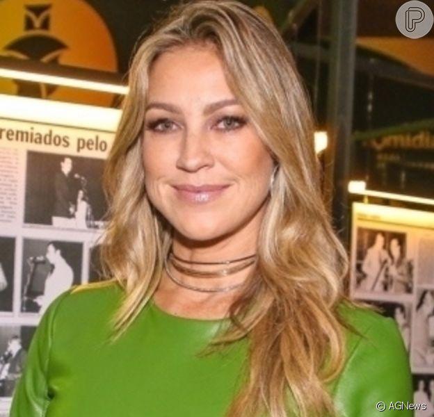 Luana Piovani revela identidade do namorado três meses após anunciar relação