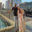 Maiara e Fernando Zor estão de férias em Dubai