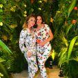 Giovanna Ewbank recebeu comentário de Bruna Marquezine em foto com filho caçula