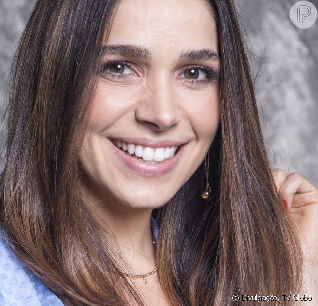 Sabrina Petraglia expôs maternidade real após parto da filha, Maya: 'Eu estou muito sensível e choro muito por tudo'