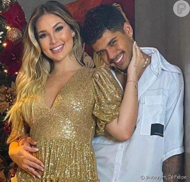 Saiba detalhes de casamento de Zé Felipe e Virgínia Fonseca!