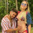 Zé Felipe planejam casamento no civil com Virgínia Fonseca