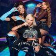 Anitta lançou recentemente um clipe com Luisa Sonza e Pabllo Vittar