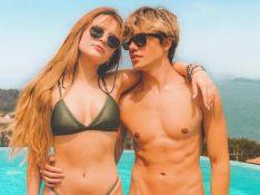 Larissa Manoela exibe 1ª foto com ex Leo Cidade após término do namoro: 'Fomos felizes'