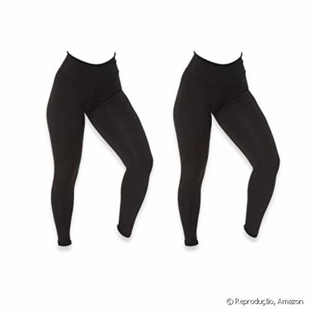 Kit de calças legging é dica para prática de exercícios