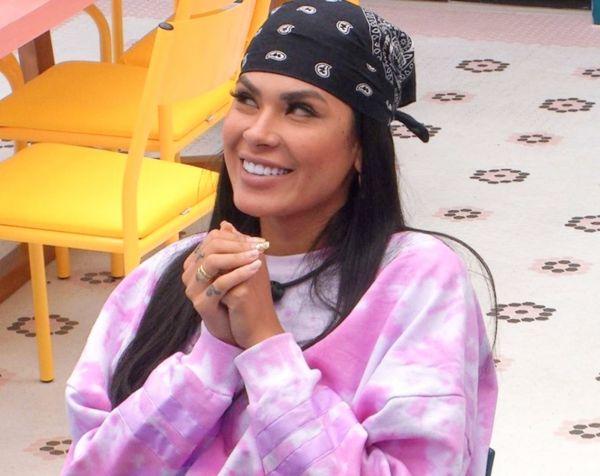 BBB 21': Pocah causa ao rebolar hit de Cardi B e rapper reage a dança na  web - Purepeople