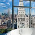 O apartamento de Gisele Bündchen e Tom Brady fica no condomínio de luxo One Madison Park, em uma das áreas mais privilegiadas de Manhatan