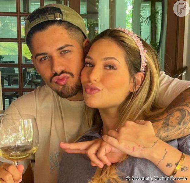 Filha de Virgínia e Zé Felipe não vai nascer no Brasil? Entenda!