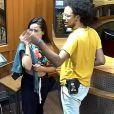 'BBB 21': Juliette acusa Thaís de fazer 'muito charme' em conversa com João