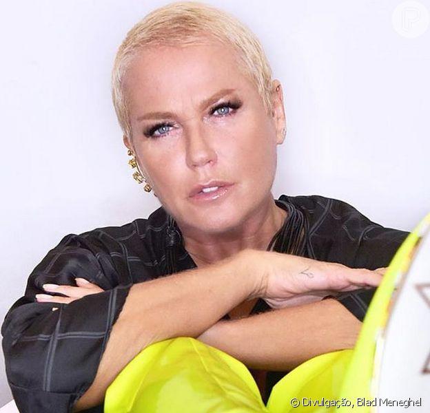 Xuxa opinou sobre a prisão do funkeiro PK Delas, flagrado fazendo sexo com suas mulheres em um carro