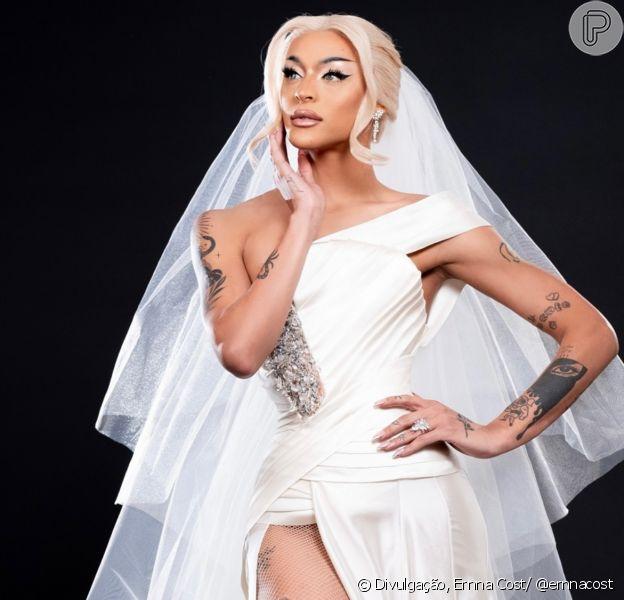 Casamento? Pabllo Vittar revela que 'noivado' era anúncio sobre carreira: 'Nova era'