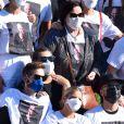 O corpo de Paulo Gustavo foi velado e cremado nesta quinta-feira, 6 de maio de 2021