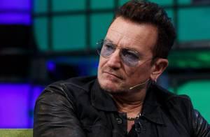 Bono Vox, do U2, sofre acidente andando de bicicleta e fratura o braço