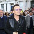 Bono Vox será submetido a uma cirurgia no braço por causa da fratura