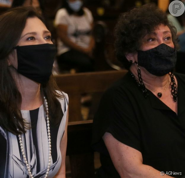 Bárbara Bruno deve sair da UTI nesta sexta-feira (14), diz Beth Goulart