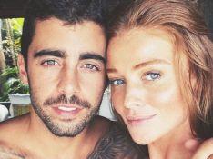 Pedro Scooby mostra Cinthia Dicker nua em viagem romântica e web opina: 'Autoconfiança'