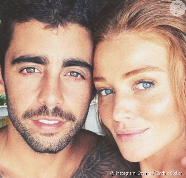 Pedro Scooby e Cinthia Dicker curtem viagem romântica por Bali, na Indonésia