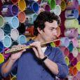 Gabriel Braga Nunes interpretou o flautista Laerte na novela 'Em Família'