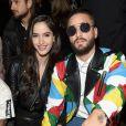 Maluma e Natalia Barulich já foi apontada como affair de Neymar