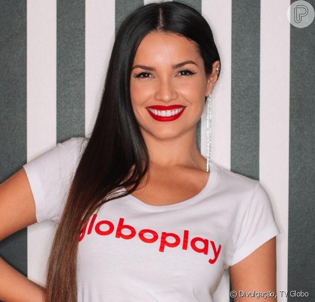 Juliette assina contrato com a TV Globo
