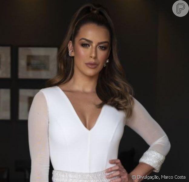 Mari Saad engata nova relação após fim do noivado comGuilherme Suetugo