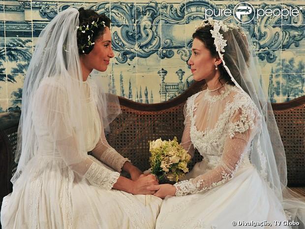 'Lado a Lado' termina nesta sexta-feira, 8 de março e deixa o público já com saudades das amigas Laura (Marjorie Estiano) e Isabel (Camila Pitanga)
