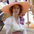 A vilã Constância foi brilhantemente interpretada por Patrícia Pillar, em 'Lado a Lado'