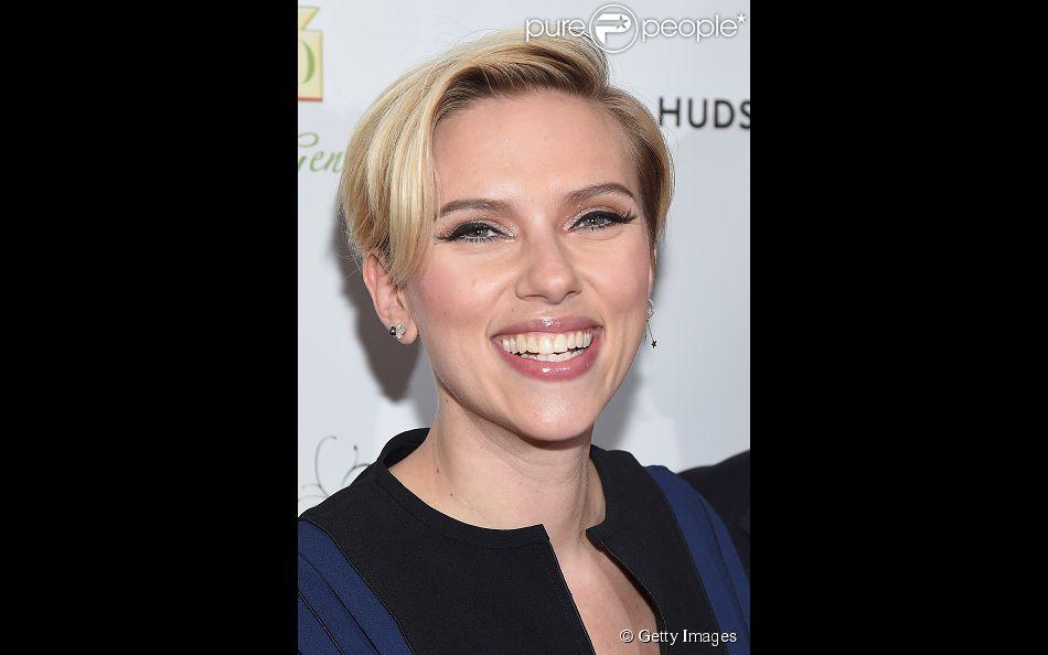 Scarlett Johansson completa 30 anos neste sábado, 22 de novembro de 2014