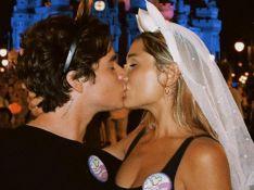Sasha Meneghel posta foto de beijo em João Figueiredo ao homenagear marido por aniversário