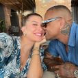 A filha de Lorena Improta e Léo Santana vai se chamar Liz