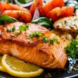 Estudo concluiu que dores de cabeça constantes podem ser falta de peixes no prato, uma vez que a dieta rica em ácidos graxos ômega-3 reduz a frequência