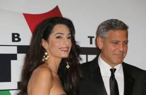 George Clooney e Amal Allamudin querem adotar uma criança após casamento