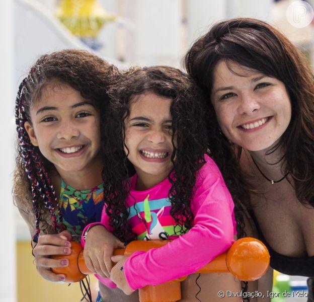 Samara Felippo relatou choro por não poder abraçar as filhas, isoladas com Covid-19: 'Uma hora seguida'