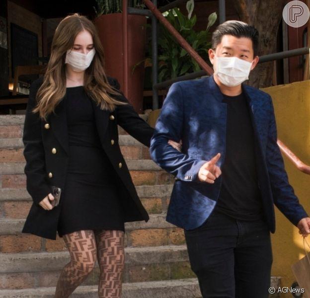 Ex-mulher de Pyong Lee, Sammy Lee reforçou autoestima em vídeos após fim do casamento: 'Me amando e me cuidando'