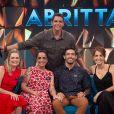 Poliana Abritta é mãe dos trigêmeos José, Guildo e Manuela, que nasceram em 2008 por fertilização in vitro