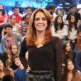 Poliana Abritta revela casamento com o roteirista da Globo Chico Walcacer, em janeiro de 2021