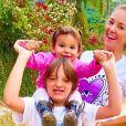 Rafaella Justus comemoru aniversário de 12 anos com Ticiane Pinheiro e Manuella em São Paulo