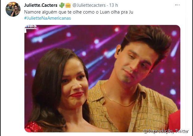 Público vibra com Juliette e Luan Santana na live das Americanas