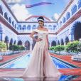 Vestido de noiva inspirado na Princesa Jasmine